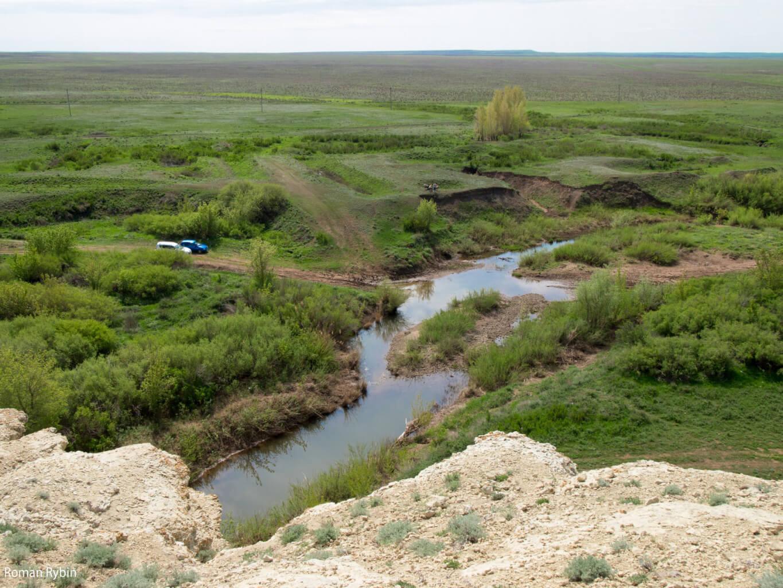 Река Бердянка