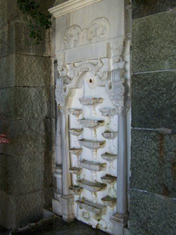 Фонтан слез Воронцовский дворец