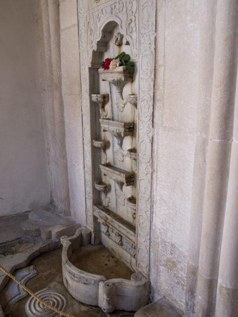 Фонтан слез Ханский дворец