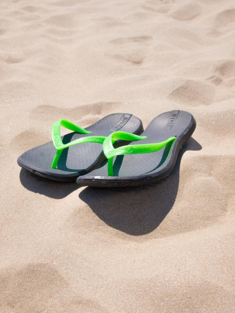 мелкий песочек анапских пляжей