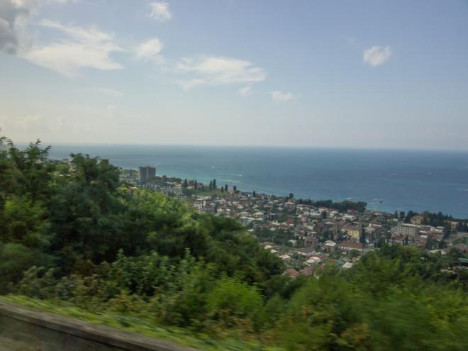 Абхазия природа
