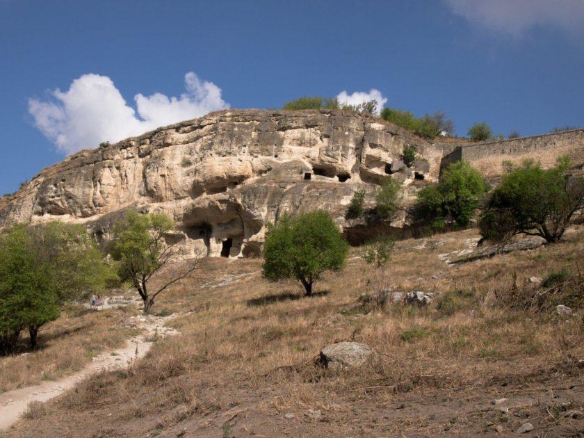 Пещерный город близ Бахчисарая