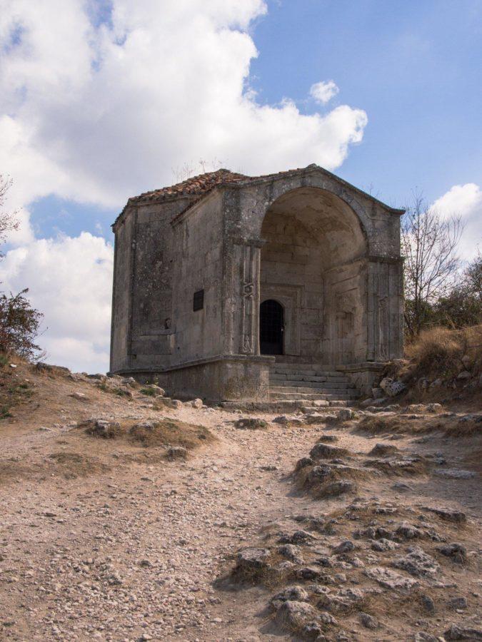 мавзолей Джанике-Ханым