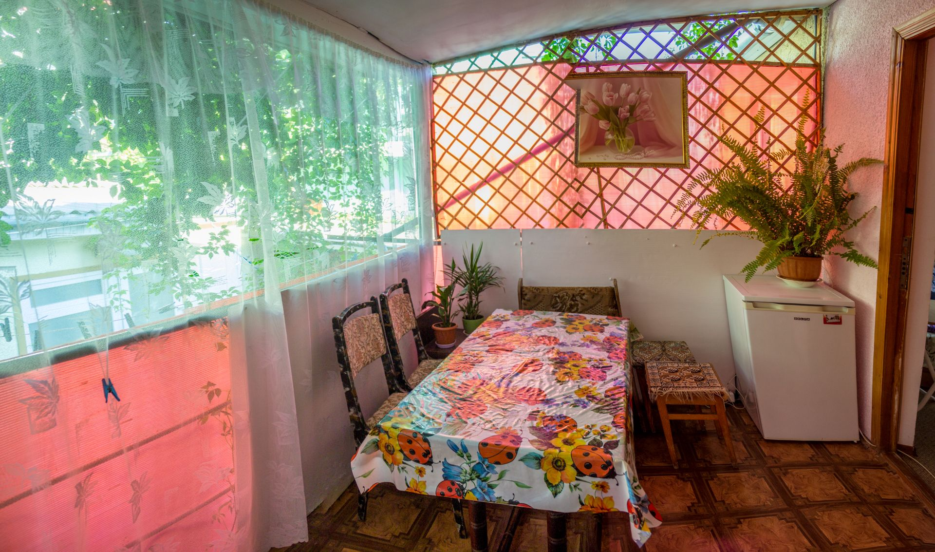 Гостевой дом в Судаке с кухней