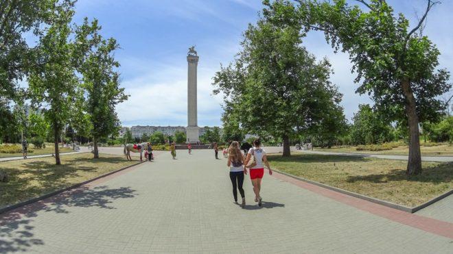 Лето в Севастополе