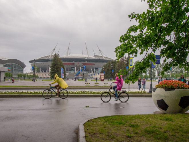погода в санкт-петербурге в июне