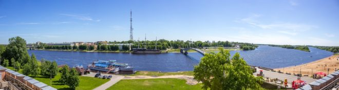 Ярославово дворище в Новгороде Великом