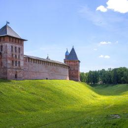 Великий Новгород достопримечательности