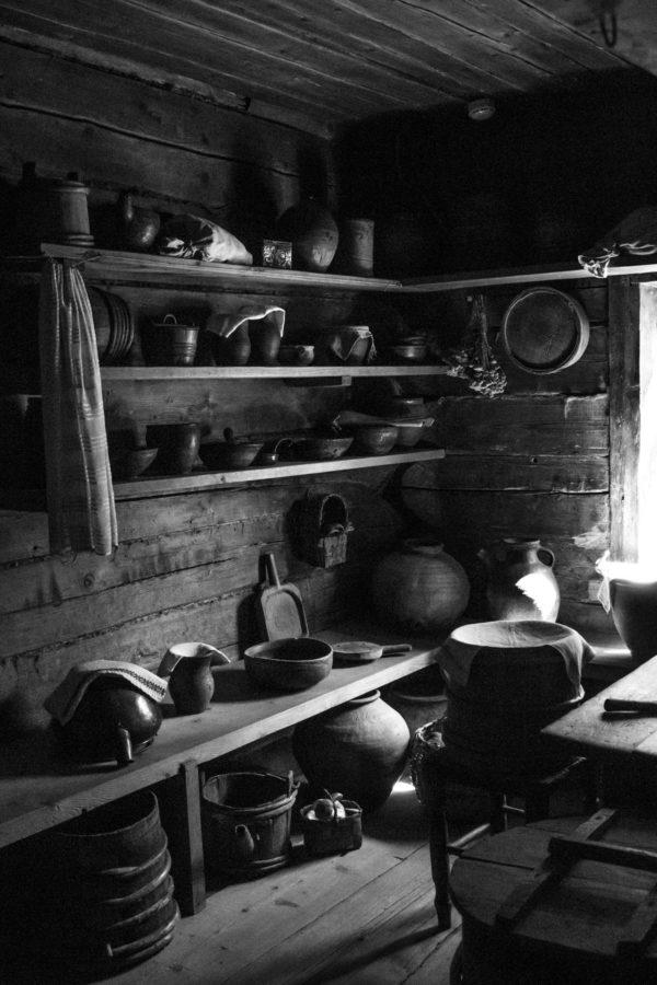 крестьянский быт в музее Витаславлицы