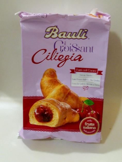 упаковка итальянских круассанов