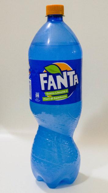Синяя Fanta