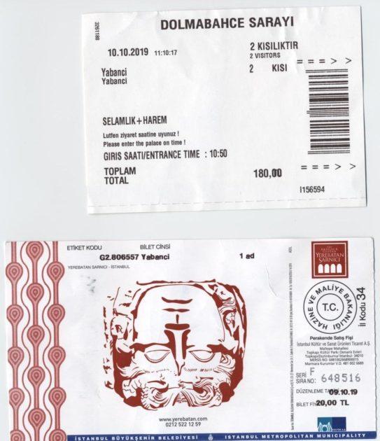 цены на музей Долмабахче