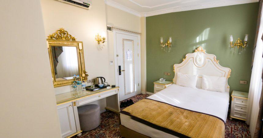 Отель The Galataport Hotel