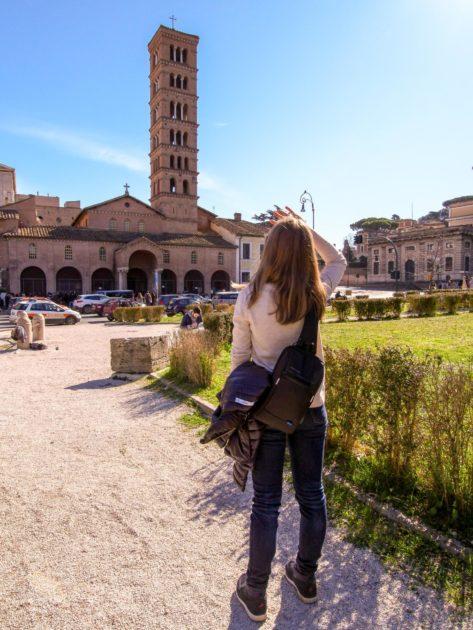 погода в Риме в феврале: как одеваться
