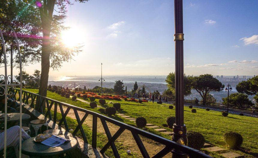 погода в октябре в Стамбуле