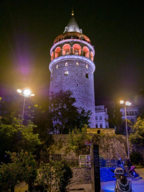 Галатская башнч
