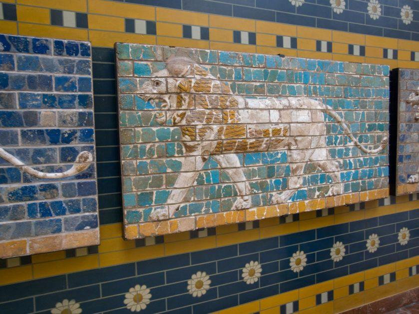 Вавилонская мозаика