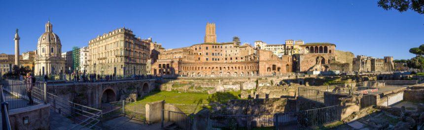 Форум и рынок Траяна