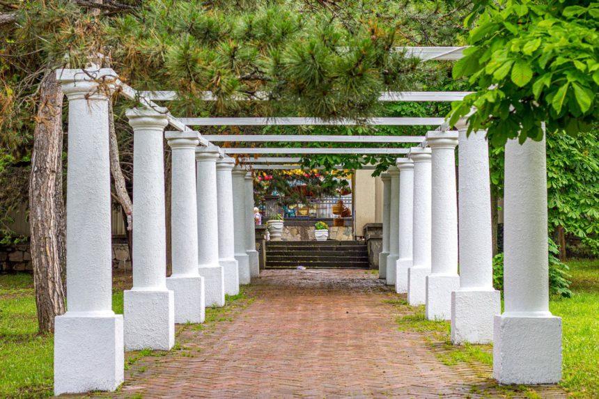Парк в Алуште