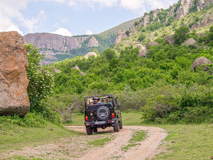 Джир-туры по Демерджи