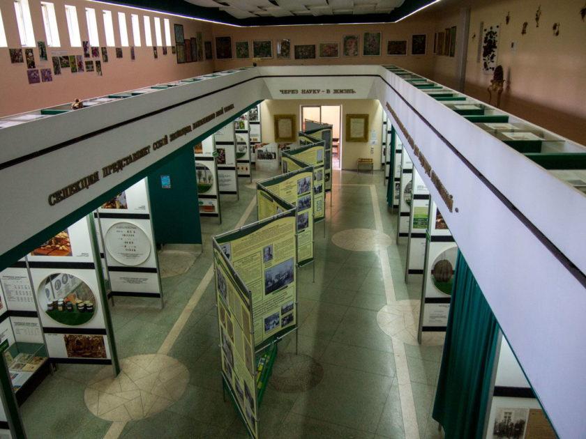 музей в никитском ботсаду