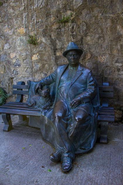 Памятник Никите Хрущеву