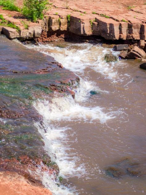 Каргалинский водопад Оренбург