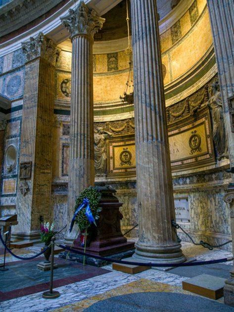 кто похоронен в Пантеоне