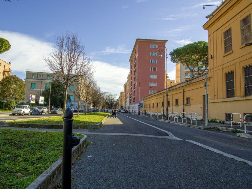 нетуристический Рим