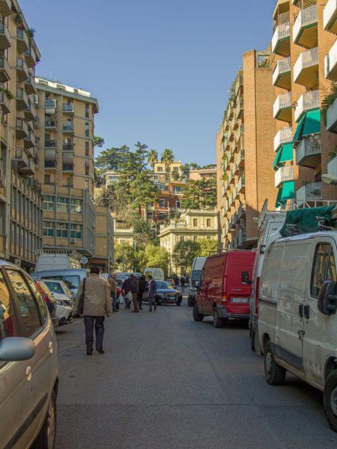 жилые районы возле Порта Портеза