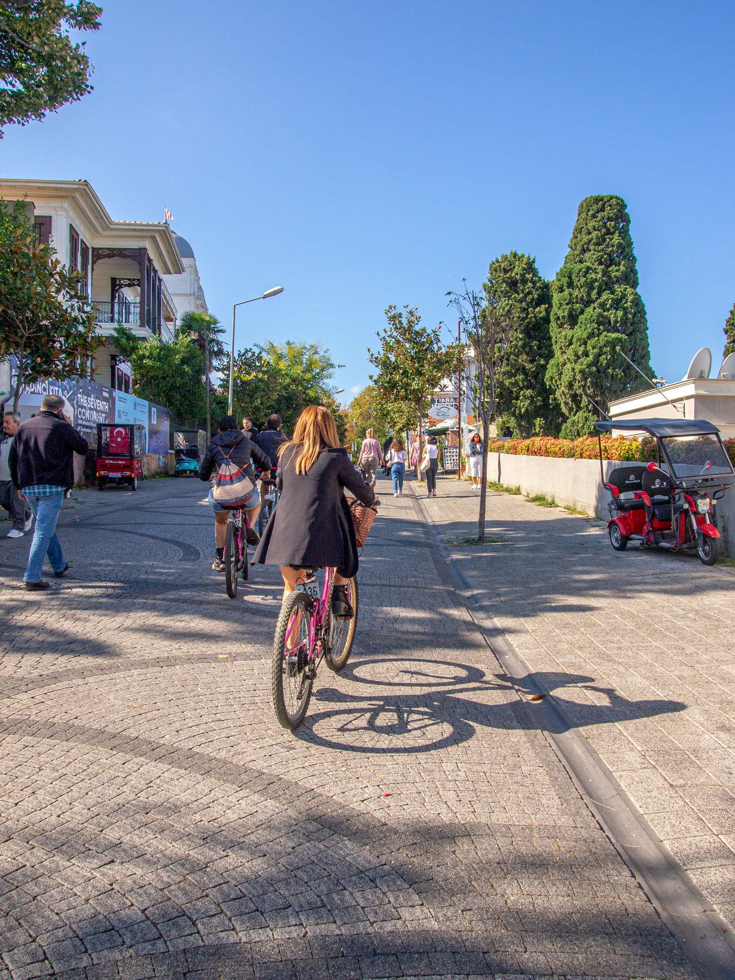 велопрогулка на Адаларах